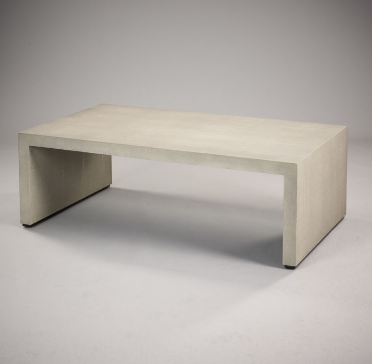 Well Known Grey Shagreen Media Console Tables Within Shagreen Media Console Modern Red Coffee Table Coffee Dining Table (View 17 of 20)