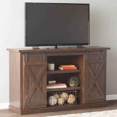 "Well Known Langley Street Lauren Tv Stand For Tvs Up To 60"" & Reviews (View 4 of 20)"
