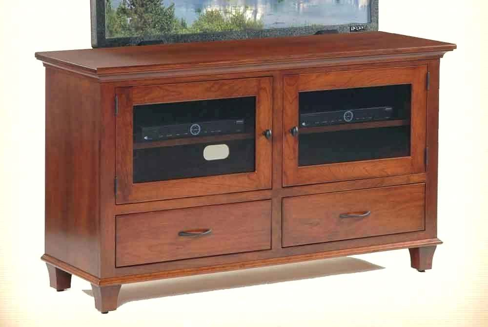 Well Known Large Picture Of Riverside Furniture Inch Console 54 Tv Stand Silvia With Sinclair Grey 54 Inch Tv Stands (View 8 of 20)