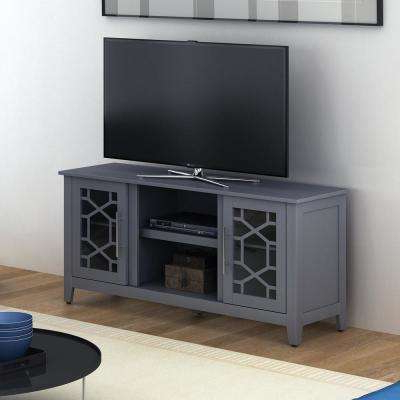 Well Known Lauderdale 74 Inch Tv Stands Within Tv Stands – Living Room Furniture – The Home Depot (View 9 of 20)