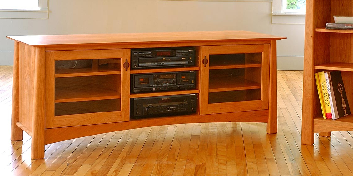 Well Known Light Cherry Tv Stands Simple Home Designs 1130×565 Attachment Pertaining To Light Cherry Tv Stands (View 20 of 20)