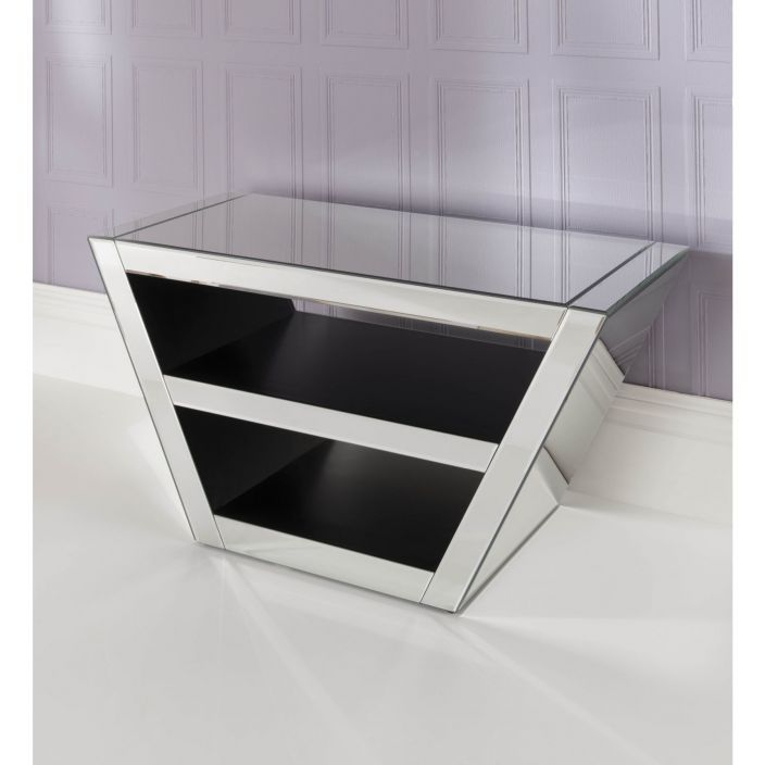 Well Known Mirrored Tv Cabinets Within Mirrored Tv Cabinet (View 17 of 20)