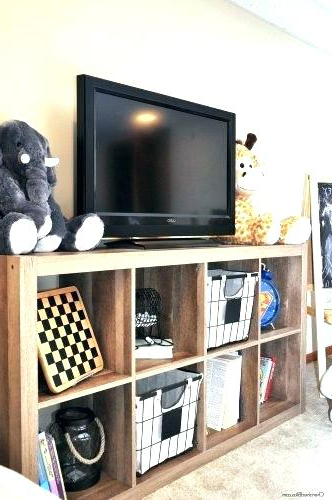 Well Known Playroom Tv Stands Inside Tv Stand With Cubbies Full Image For Wall Baskets Storage Playroom (Gallery 15 of 20)