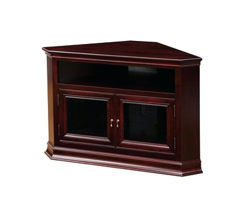 Well Known Real Wood Corner Tv Stands Inside Wood Corner Tv Stand Solid Wood Corner Stand Cabinet Small Corner Tv (View 14 of 20)