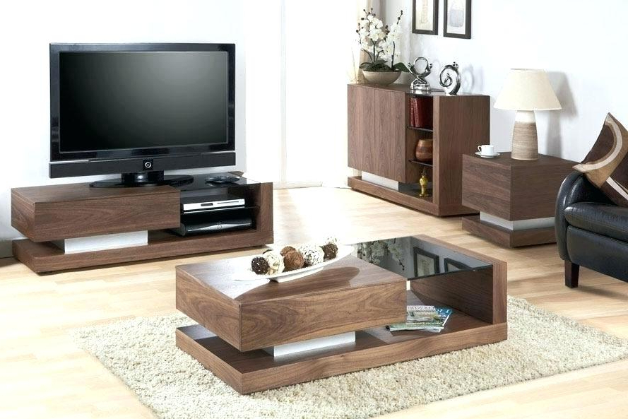 Well Known Tv Stand Coffee Table Set – Niaservices Inside Matching Tv Unit And Coffee Tables (View 18 of 20)