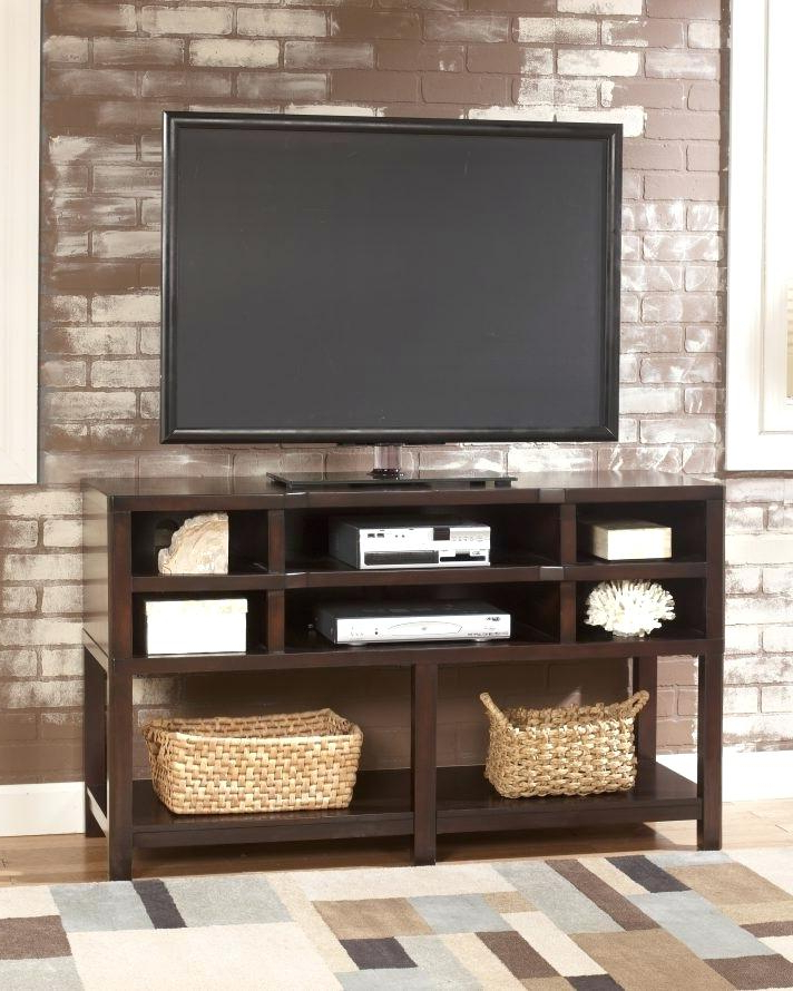 Well Known Tv Stand With Storage Baskets Stands Storage White Stand With Throughout Tv Stands With Storage Baskets (View 17 of 20)