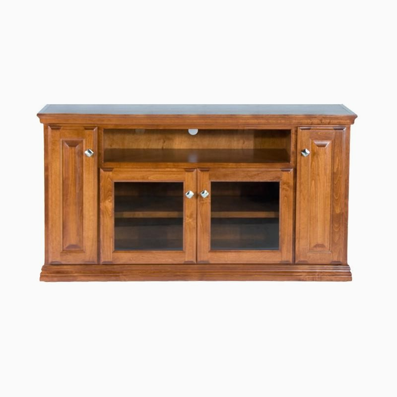 Well Known Unique Ovid Tv Stand White (View 17 of 20)