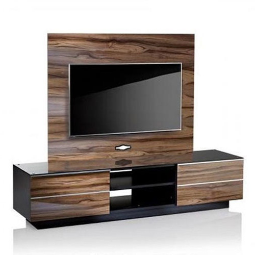 Well Known Wooden Tv Stands With Doors Inside Designer Wooden Tv Stand, Lakdi Ka Tv Stand, Wood Tv Stand, Wood (Gallery 19 of 20)