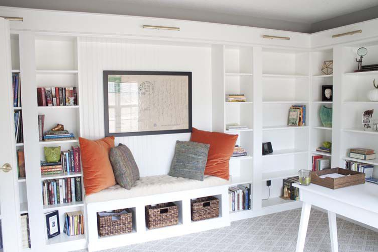 Well Liked 23 Ingenious Ikea Billy Bookcase Hacks Regarding Ikea Built In Tv Cabinets (View 19 of 20)