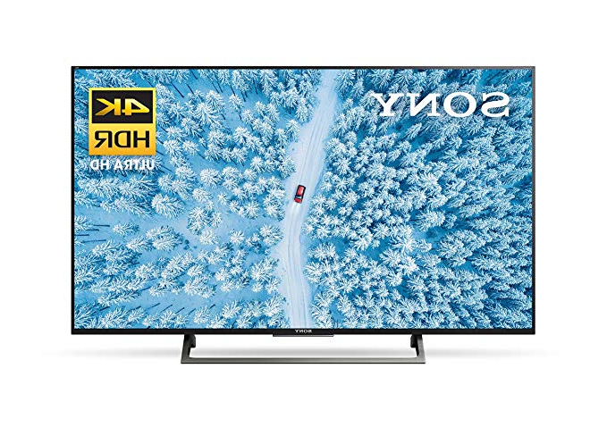 Well Liked Amazon: Sony Xbr55X800E 55 Inch 4K Ultra Hd Smart Led Tv (2017 For Vista 60 Inch Tv Stands (View 20 of 20)