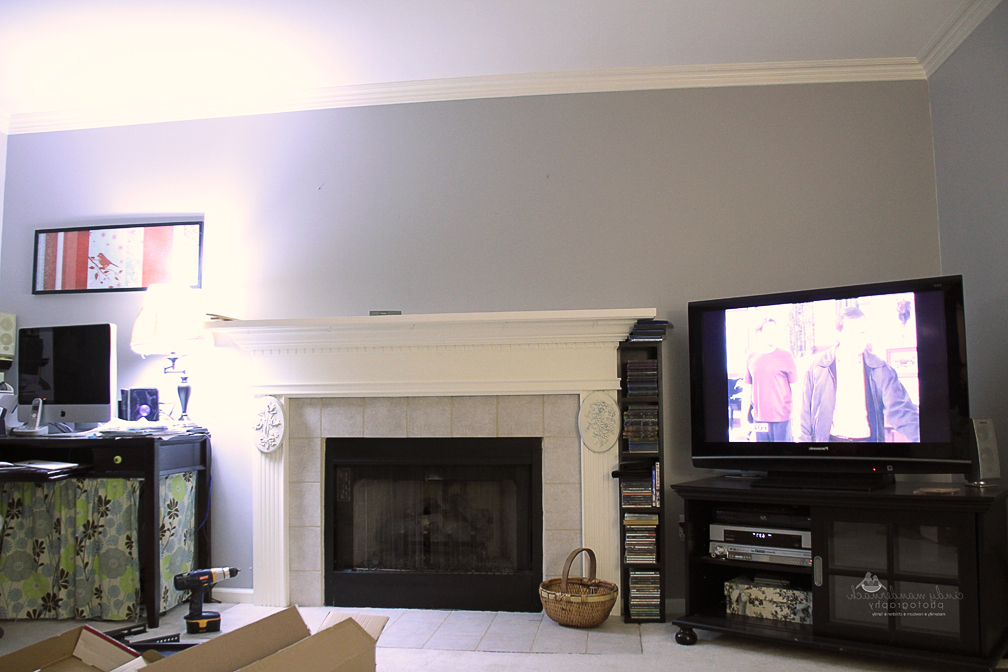 Well Liked Cameras And Chaos: The Tv Wall Mount Is Done In Tv Stands Over Cable Box (View 17 of 20)