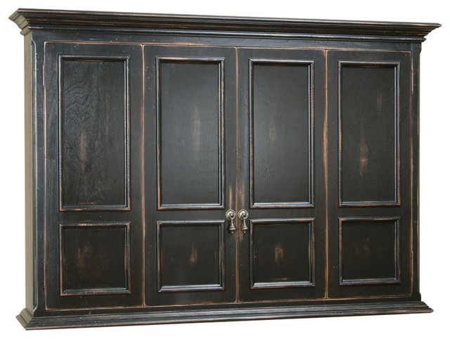 Well Liked Hillsboro Flat Screen Tv Wall Mount Cabinet – Traditional – Screens With Regard To Tv Wall Cabinets (View 19 of 20)