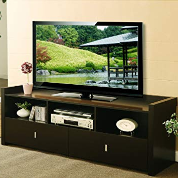 """Well Liked Hokku Designs Novelty 60"""" Tv Stand: Amazon.co (View 8 of 20)"""