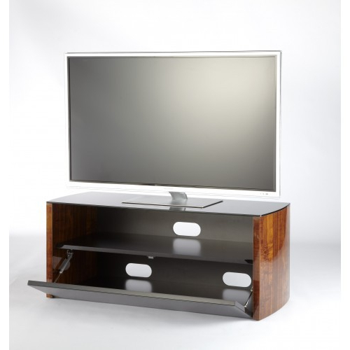 Well Liked Iconic Acacia800 Bw Walnut/blk Cab W800Xd430Xh458 – Tv Stands Intended For Iconic Tv Stands (View 19 of 20)