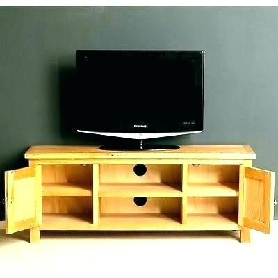 Well Liked Light Wood Tv Stand – Itechshare Intended For Oak Tv Stands For Flat Screens (View 15 of 20)