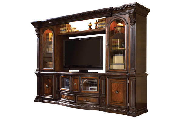 Well Liked Tv Stands & Entertainment Centers At Gardner White In Wood Tv Armoire Stands (View 17 of 20)
