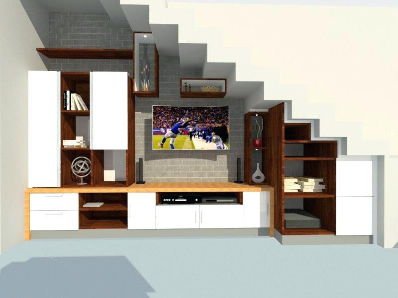 Well Liked Under Tv Cabinets Inside Under Stairs Tv Cabinet – Enigmes (View 19 of 20)