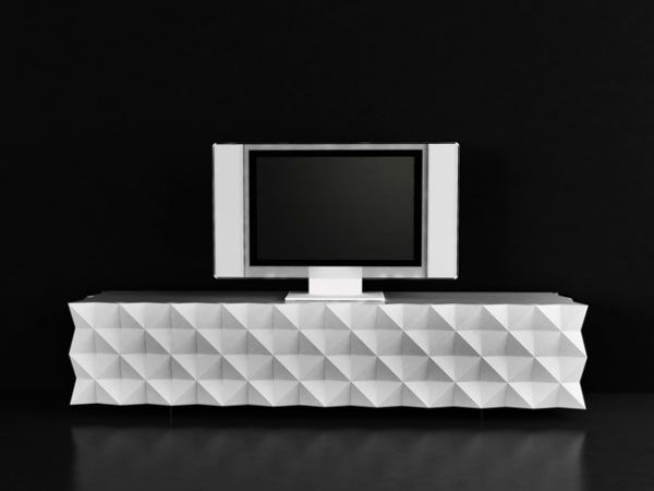 Well Liked Unusual Tv Stands In Colors Vs (View 10 of 20)