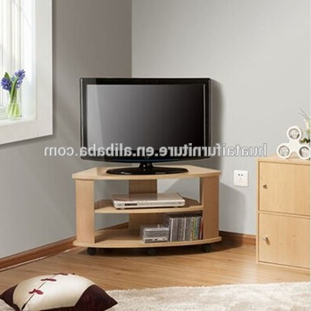 Well Liked Wood Corner Design Tv Stand Television Stands Living Room Corner In Wooden Corner Tv Stands (View 19 of 20)