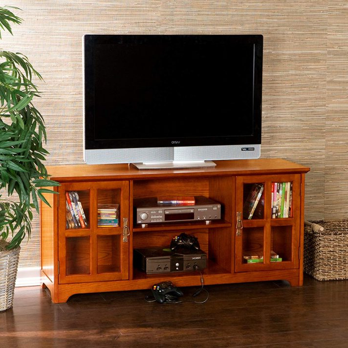 Well Liked Wooden Tv Stands For 55 Inch Flat Screen In Tv Stand 55 Inch Walmart Cheap Tall Corner Flat Screen Stands Wood (View 13 of 20)