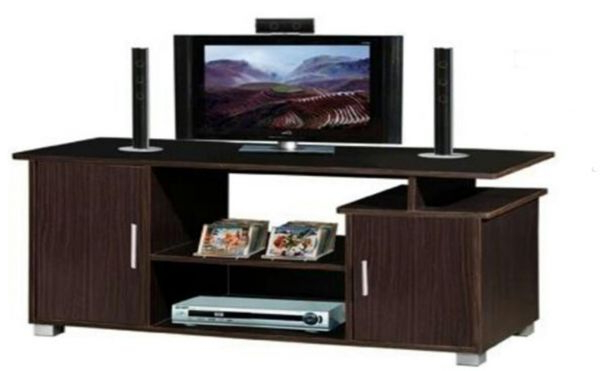 Wenge Tv Cabinets In Well Known Fs Tv Cabinet Stand (H55.2Xl120Xw (View 15 of 20)