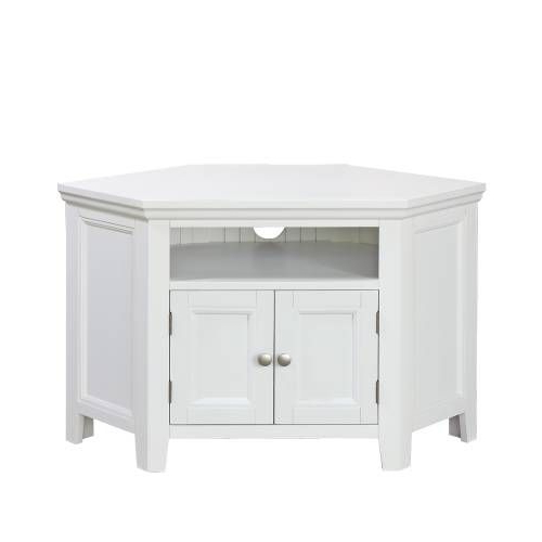 White Corner Tv Cabinets For Well Known White Corner Tv Cabinet Corner Tv Stand 580 (View 9 of 20)