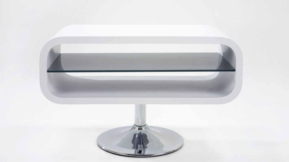 White Gloss Pertaining To White Gloss Tv Benches (View 14 of 20)