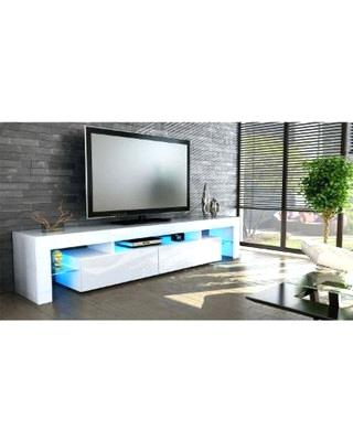White Lacquer Tv Stand Modern White Modern Stand Atoll Storage Stand Inside Favorite Modern White Lacquer Tv Stands (View 2 of 20)