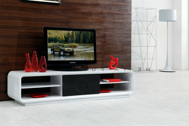 White Tv Stand Mdf Board Corner Tv Stand For Flat Screens – Buy Tv Within Popular White Tv Stands For Flat Screens (View 18 of 20)