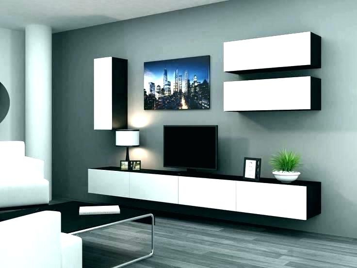 White Wall Mounted Tv Stands For Most Recent Wall Mount Tv Stand – Happinessculture (View 16 of 20)