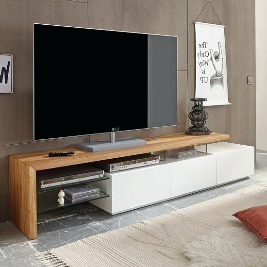 White Wood Corner Tv Stands Pertaining To Most Recent Tv Stand Wood White – Systemhosting (View 16 of 20)
