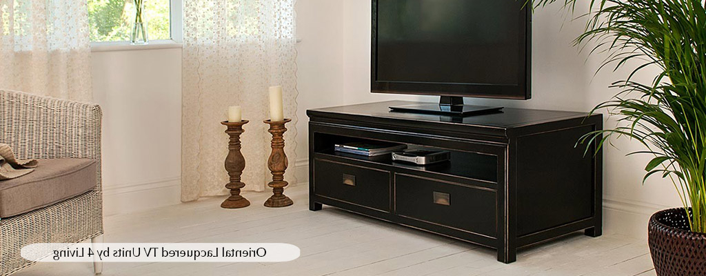 Widely Used Black Tv Cabinets With Drawers Intended For Chinese Tv Units (View 20 of 20)