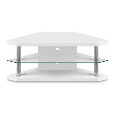 Widely Used Bravo Corner Tv Stand – Atlantic Shopping In White Corner Tv Cabinets (View 5 of 20)