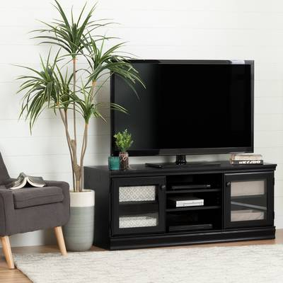 Widely Used Casey Umber 74 Inch Tv Stands Pertaining To South Shore Agora Wall Mounted Media Console Tv Stand For Tvs Up To (View 20 of 20)