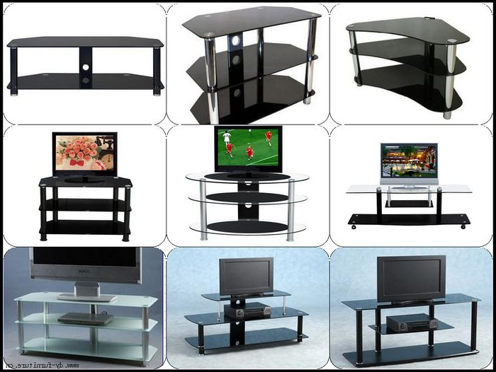 Widely Used Cheap Tv Table Stands Throughout Lovable Stand Tv Table Tempered Glass Tv Stand Tv Table With (View 16 of 20)