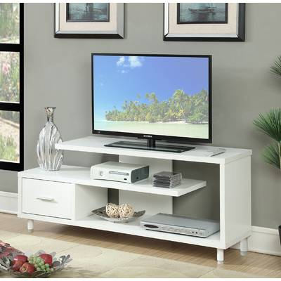 "Widely Used Edwin Black 64 Inch Tv Stands With Regard To Latitude Run Rundall Tv Stand For Tvs Up To 69"" & Reviews (View 20 of 20)"