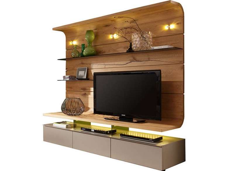 Widely Used Felino Fe32 Wall Combination Tv Unit – Lee Longlands With On The Wall Tv Units (View 6 of 20)