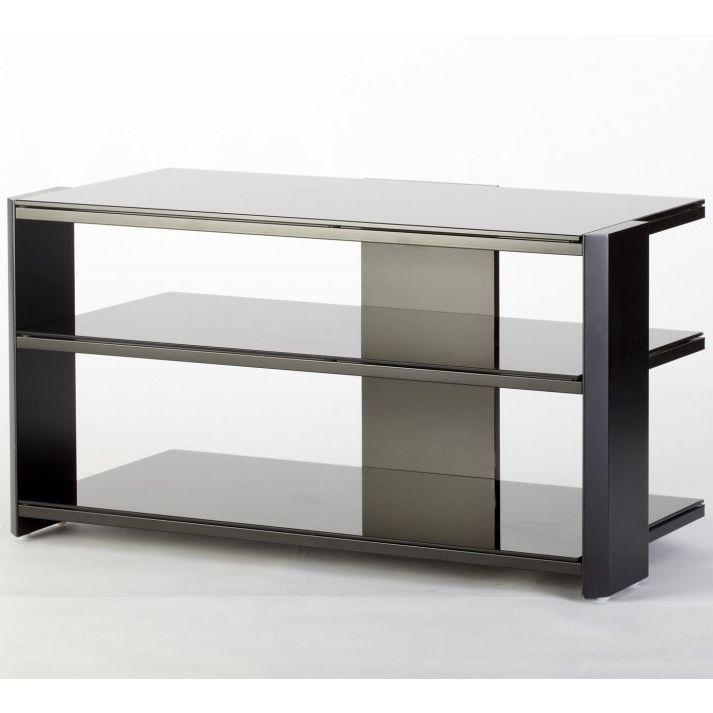 Widely Used Iconic Ics Studio 800 Studio Range Black 800Mm – Tv Stands Inside Iconic Tv Stands (View 20 of 20)