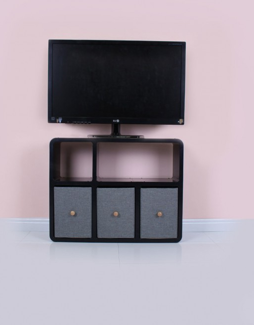 Widely Used Slimline Tv Stands For Slim Tv Stand 6 Made For Modern Thin Tvs Expand Slimline Tv Cabinet (View 20 of 20)