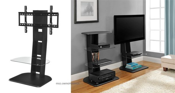 Widely Used Thin Tv Stand Options To Consider Adding To Your Shopping List With Slim Tv Stands (View 20 of 20)