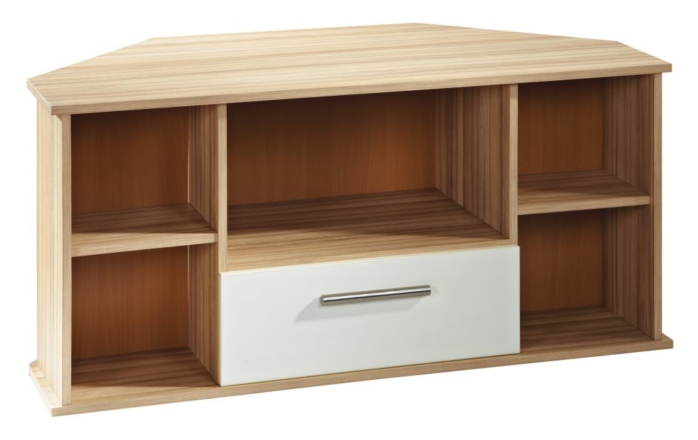 Widely Used Tv Drawer Units Within Buy Welcome Living Room Furniture 1 Drawer Corner Tv Unit Online (View 20 of 20)