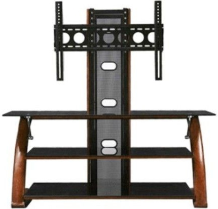 Widely Used Upright Tv Stands With Innovex Tb008G29 Tv Stand, Flat Panel Screens Up To 57 Inches (Gallery 2 of 20)