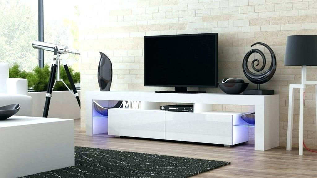 Widely Used White Tv Stands For Flat Screens Intended For White Tv Stand For 65 Inch Tv – Childhospice (Gallery 20 of 20)