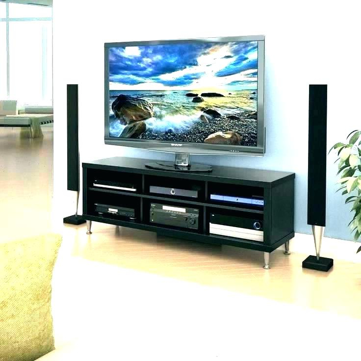 Widely Used Wooden Tv Stands For 55 Inch Flat Screen Intended For Tv Stand For 55 Flat Screen Oak Stand For Flat Screen Small Cabinet (View 14 of 20)