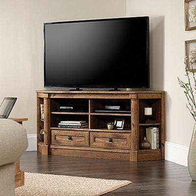 Wood Tv Entertainment Stands Within Favorite Entertainment Center – Oak – Tv Stands – Living Room Furniture – The (View 20 of 20)