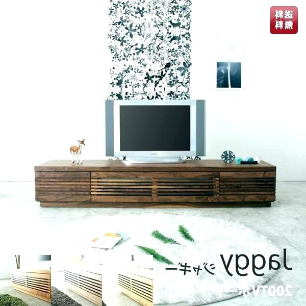 Wood Tv Floor Stands Inside Well Known Corner Stands For Flat Screens Oak Screen Low Solid Wood Stand Tv (View 19 of 20)
