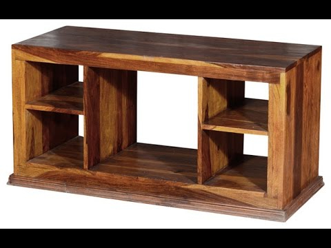 Wood Tv Stand (View 11 of 20)