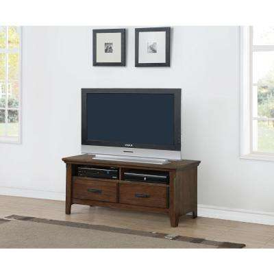 Wood – Tv Stands – Living Room Furniture – The Home Depot With Well Known Oxford 60 Inch Tv Stands (Gallery 10 of 20)