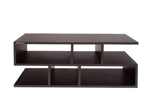 Wooden Modern Led Tv Stand With Open Shelves For Storage At Rs 3037 Within Best And Newest Open Shelf Tv Stands (View 20 of 20)