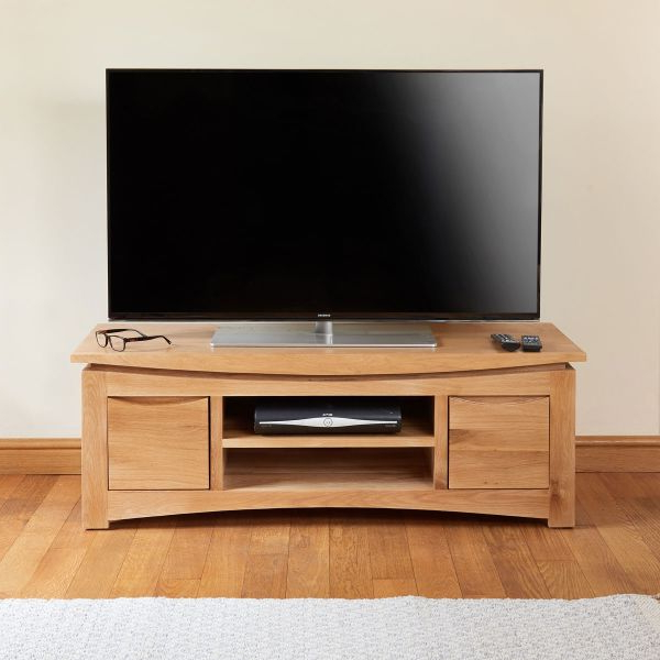 Wooden Tv Cabinets – Living Room At Wooden Furniture Store In Most Recent Low Oak Tv Stands (Gallery 9 of 20)